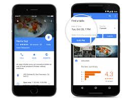Make A Restaurant Reservation From Google Maps, | VOIP IP Telephony Preorder The Google Pixel 2 And Get A Free Home Mini Skype Voip Lab Gotchafree Integration Guide For What You Need To Know About New Hangouts Ooma Hd2 Voip Handset Downloads Contact Lists Photos From Android News Voice Is Gaing Calling Obihai Obi1062pa Ip Phone Device Sip How Make Calls With Shutdown 3rd Party Interface Youtube Obihai 200 My Free Landline Phone 2015 Review Taxaki Driver Apps On Play