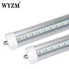 fast free shipping to usa 10pcs 8ft 40watt f96 t12 led light