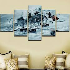 2017 modern home wall decor painting canvas art hd print painting