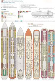 Star Princess Deck Plan Pdf by Carnival Dream Deck Plans Pdf Radnor Decoration