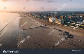 100 Portabello Mansion Aerial View Edinburghs Portobello Beach Promanade Stock Photo Edit