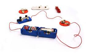 basic circuit building kit dc circuit for batteries
