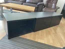 ikea bestå sideboard mit kühlung fernsehschrank technikschrank