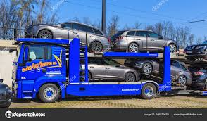Truck With A Car Carrier Trailer – Stock Editorial Photo ... 2000 Kenworth W900b Car Carrier Truck For Sale Auction Or Lease Toy Transport For Boys And Girls Age 3 10 Semi Matchbox Large 18 Learn Colors With Car Carrier Truck Coloring Book Super Megatoybrand Hauler Transporter 6 Cars Wvol Military Kids Includes Long 28 Slots Friction Powered 3d Free Download Of Android Version M Trailer With On Bunk Platform Empty Intended To Deliver New Auto Batches Stock