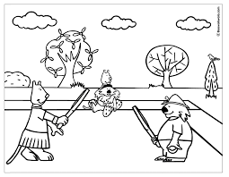 Cool Children Coloring Pages Top KIDS Downloads Design Ideas For You