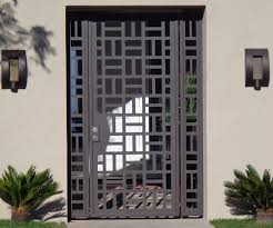 100 Contemporary Gate Buy A Hand Crafted Custom Metal Entry