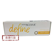 Acuvue Define In Radiant Bright 1Day Contact Lens BC 85 P
