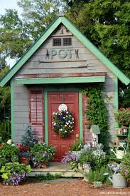 14 Whimsical Garden Shed Designs - Storage Shed Plans & Pictures Shed Design Ideas Best Home Stesyllabus 7 Best Backyard Images On Pinterest Outdoor Projects Diy And Plastic Metal Or Wooden Sheds The For You How To Choose Plans Blueprints Storage Garden Store Amazoncom Pictures Small 2017 B De 25 Plans Ideas Shed Roof What Are The Resin 32 Craftshe Barns For Amish Built Buildings Decoration