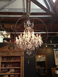 This Chandelier Is Industrial Chic Perfection SilestoneTrends