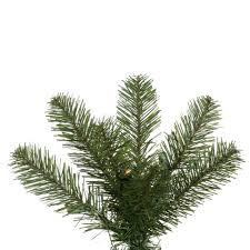 Silver Tip Christmas Tree Artificial by Vickerman Salem Pencil Pine 6 5 U0027 Artificial Christmas Tree With