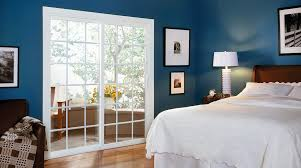 French Patio Doors With Internal Blinds by French Doors Sliding Glass Patio Door Installaton By Window World