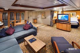 Brilliance Of The Seas Deck Plan 8 by Radiance Of The Seas Cabin 1054 Category Ot Owner U0027s Suite 2
