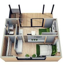 104 Eco Home Studio Modular Tiny Houses On Wheels Or On A Foundation