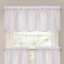 Bed Bath And Beyond Curtains And Valances by Kitchen U0026 Bath Curtains Bed Bath U0026 Beyond