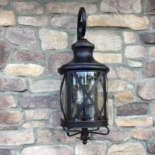 y decor outdoor wall lighting for less overstock