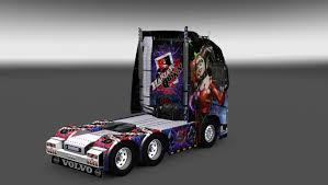 SKIN HARLEY QUINN FOR ALL TRUCKS 1.22 Mod -Euro Truck Simulator 2 Mods 2008 Ford Harleydavidson F150 New Harley Davidson Truck Best Image Kusaboshicom 2012 Supercrew Edition First Test Motor Ram 1500 Stock Truck Bed Anchors Hauling An Rk Long Distance And Trailer Advertising Vehicle Wraps 2000 Streetside Classics The Nations Trusted Classic Kills The Carscoops Little Movement In Fullsize Sales As Fseries Continues 2002 Cars Used For Sale Tampa Fl Free Hd Wallpaper 2009 F350 4x4 Diesel 39130b Trucks Regular Ford F