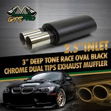 PERFORMANCE! 1X DEEP TONE LOUD WELD OVAL MATTE BLACK EXHAUST MUFFLER ... 1x Kdm High Flow Na N1 Style Deep Loud Chrome Exhaust Muffler Loud Muffler For Gmc Sierra Best Truck Resource Flowmaster Comparison Guide Sound Clips Reviews Performance Exhaust Systems Mufflers Headers Catback For Jeep2x Usa Sport Tone Race Dual Ask Lh Are Noise Rules Different Cars And Motorcycles The F150online Forums Letter Put Mufflers Back On Loud Vehicles Maple Ridge News 2016 Challenger Sxt Gets Delete Youtube Amazoncom Motorcycle Slip System With Fit Boise Police To Crack Down Vehicle Fun Shut Up Idaho Do Pipes Really Save Lives Howstuffworks