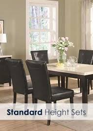 Standard Height Dining Sets In Las Vegas
