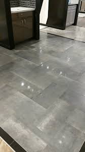 Reside Black textile look porcelain tile See this install at our