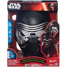 Best Halloween Voice Changer by Star Wars The Force Awakens Kylo Ren Electronic Voice Changer Mask