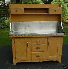 102 best dry sinks images on pinterest primitive furniture dry