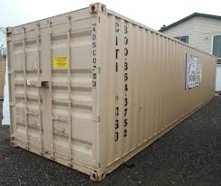 100 Shipping Containers 40 Steel Container Storage Box Sea Container