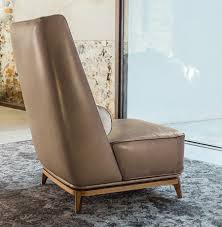 100 Contemporary Armchairs Vibieffe Opera High Back Chair Modern Modern Furniture