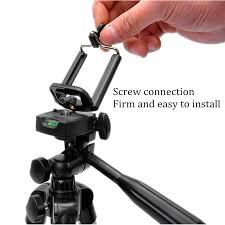 Professional Camera Tripod Stand Holder Phone Selfie Stick Stand
