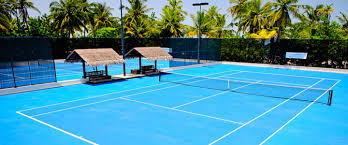 100 One And Only Reethi Rah Tennis Courts In Maldives