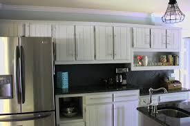 kitchen brown painted kitchen cabinets silver hardware looks