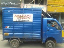 Adhikesavan Transports, T Nagar - Mini Trucks On Hire-Tata Ace In ...