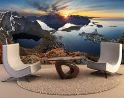 Wall Mural Decals Nature by Mountain Everest Wall Mural Wall Decal Removable Wall