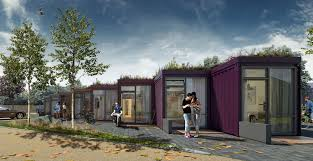 100 Container Dwellings Council Approves Fraser Brown Mackennas Shipping Container
