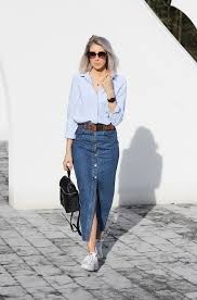 15 long skirts with a killer look fashiongum com