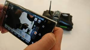 Tested Smartphone controlled toys Sony Mobile Blog
