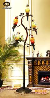 Tiffany Style Torchiere Floor Lamps by Floor Lamps Floor Lamp Base For Stained Glass Shade Stained
