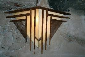 theater wall sconce picture of taliesin west scottsdale