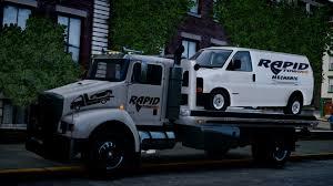 100 Gta 4 Tow Truck GTA Gaming Archive