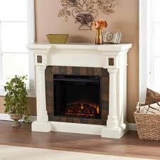 Southern Enterprises Redden Corner Electric Fireplace Tv by Corner Electric Fireplace Heater Cpmpublishingcom
