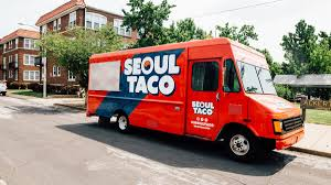 Seoul Taco Hits The Road With Second Food Truck - St. Louis Business ... David Choi Of Seoul Taco In St Louis Alive Foodtruckfestival Teds Motorcycle World Alton Illinois Truck Norris Stl Food Trucks St Louis Everything Glitters Russos Trucktoria Catering Filetaco Mojpg Wikimedia Commons Kolache Food On Vimeo Dantes Dulce Twitter Your Newest Sweet Truck Mexican City Of Ofallon Mo Frenzy Get Smokin Monkey Wrapped Up And The Road By Meet Trucks 25 Best In