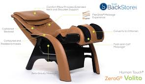 Neutral Posture Chair Instructions by Human Touch Zerog Volito Zero Gravity Massage Chair Recliner