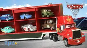 Disney Mack Truck Hauler