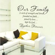 Wall Arts Word Art Decals Canada Quotes For Kitchen Inspirational