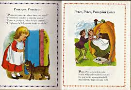 Peter Peter Pumpkin Eater Meaning by Vintage Books For The Very Young Eloise Wilkin Baby Listens And