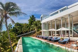 100 W Hotel Koh Samui Thailand Villa Beige Luxury Retreats