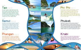 Top 5 Travel Brochures