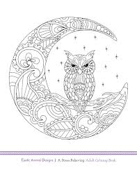 Another Free Adult Coloring Book Page Exotic Animal Designs Is Going To Be Release This