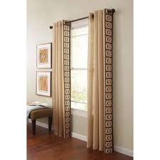 Patio Door Curtains For Traverse Rods by Martha Stewart Living Curtains U0026 Drapes Window Treatments