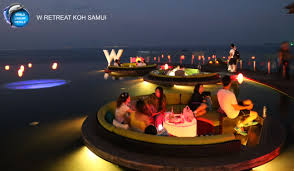 100 W Hotel Koh Samui Thailand RETREAT KOH SAMUI Resort In 2019