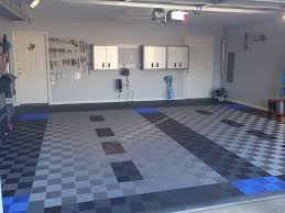 racedeck garage flooring freeflow open rib style contemporary